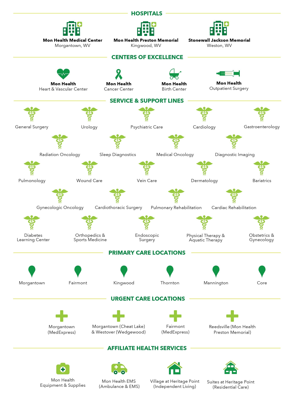 Mon Health Entity Infographic